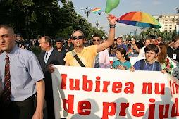Bucharest's GayFest 2006 LGBT pride parade