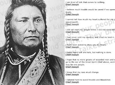 Chief Joseph Quotes 5