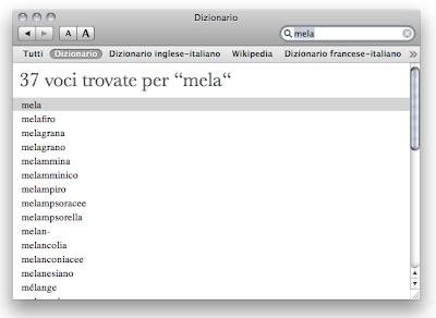 inglese italiano dizionario
