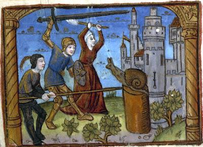 Calendrier des bergers, 1493, Angers- BM-SA-3390-Chambéry-BM-ms.0027,milícia dos cobardes
