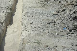 Kum Tabakasının serilmesi