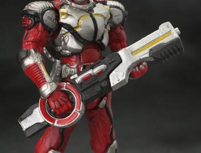 S.I.C. Kamen Rider Faiz (Blaster Form) ultimate review ...