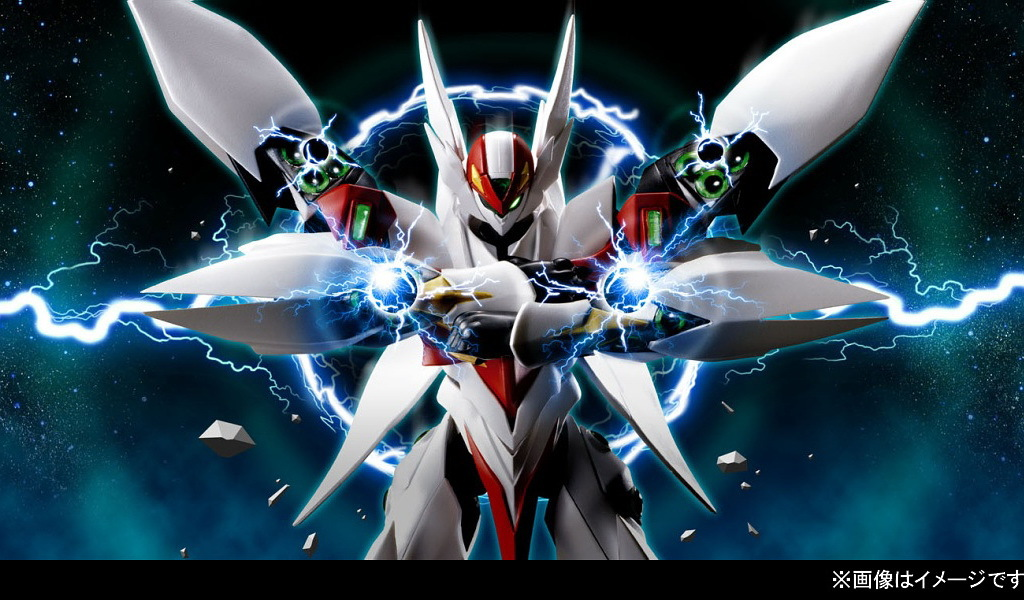 Web Wallpaper Hd Tamashii Web Armor Plus Tekkaman Blaster Blade New Large