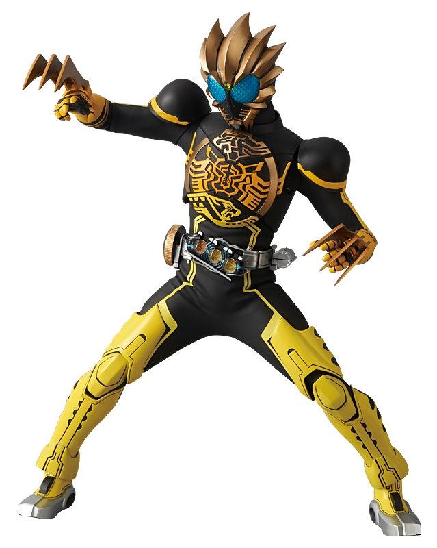 Kamen Rider OOO RaToraTa Combo -Medicom Limited- Large ...