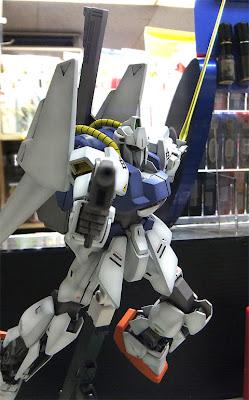 MG 1/100 Hyaku-Shiki painted in Byaku Shiki Gunpla Builders Beginning G Ver. Large Images | GUNJAP