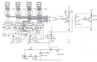 Hidrotheraphy Digital Berbasis Mikrokontroller AT89S51