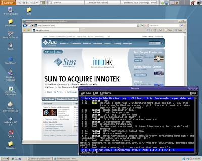 VirtualBox on Solaris