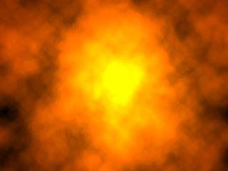 業火・爆炎の効果イメージ