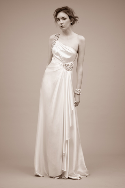The New Jenny Packham Collection 2011 ~ Swoonworthy Wedding Dresses Indeed