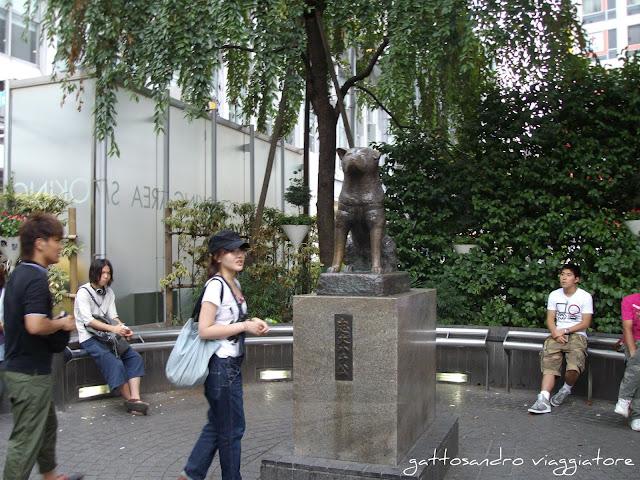 Shibuya - Hachiko