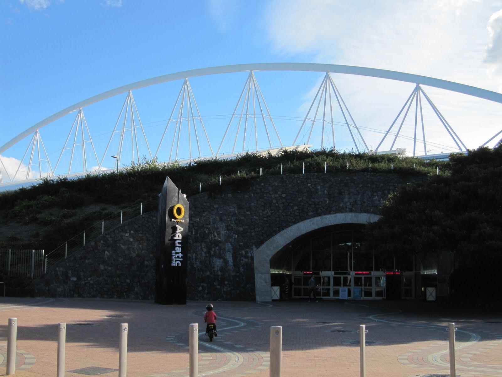 The Hockey Centre Athletics And Aquatic At Sydney Olympic Park Homebush Bay