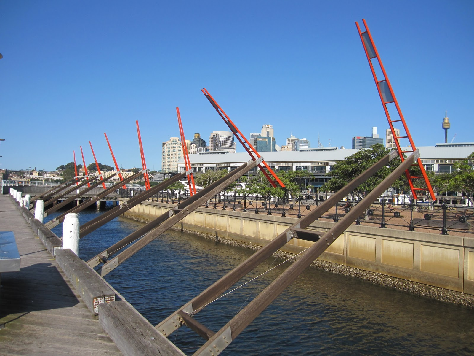 Sydney city and suburbs pyrmont tied to tide tied to tide is an artwork located on the waterfront of pyrmont point park in the inner west suburb of pyrmont it is located along the boardwalk on nvjuhfo Gallery