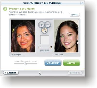 Pinoyshrek: Celebrity Morph by MyHeritage