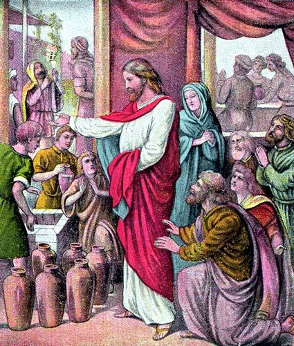 Teman Minum Kopi Maria Di Perkawinan Kana Perantara - Perkawinan Kana, Gereja Kana Ziarah Tempat Mukjizat Pertama Kali Yesus Di Israel