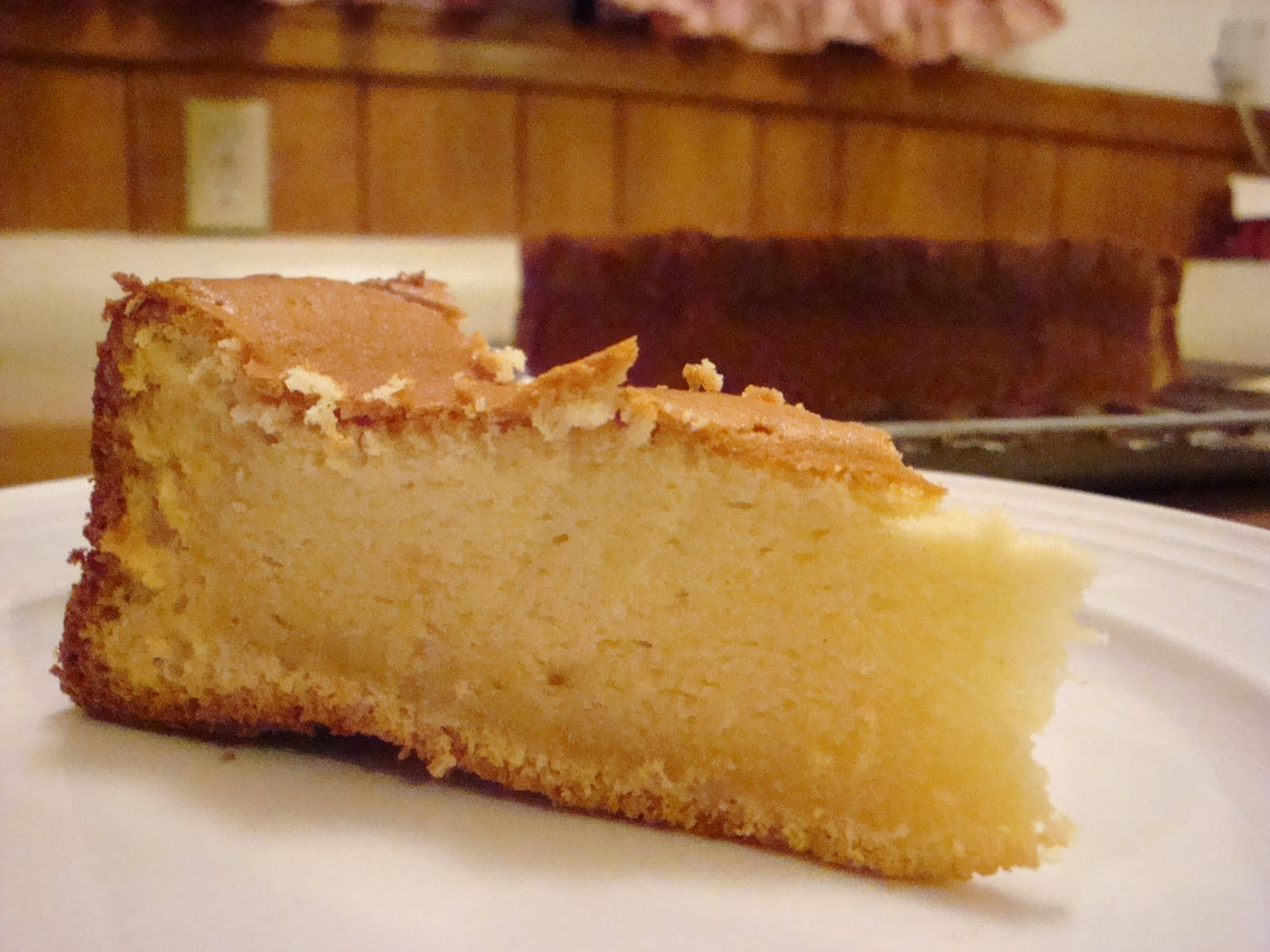 Recipes For Japanese Sponge Cake: DAILY DOSES OF SUGAR: Castella (Japanese Sponge Cake