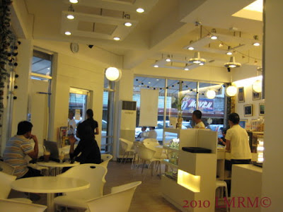 Aruma Coffee Lounge in Iligan City