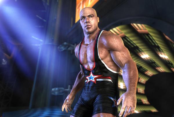 Nuevas imagenes del juego TNA Wrestling 04
