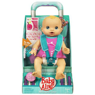 Baby Alive Whoopsie Doo Doll