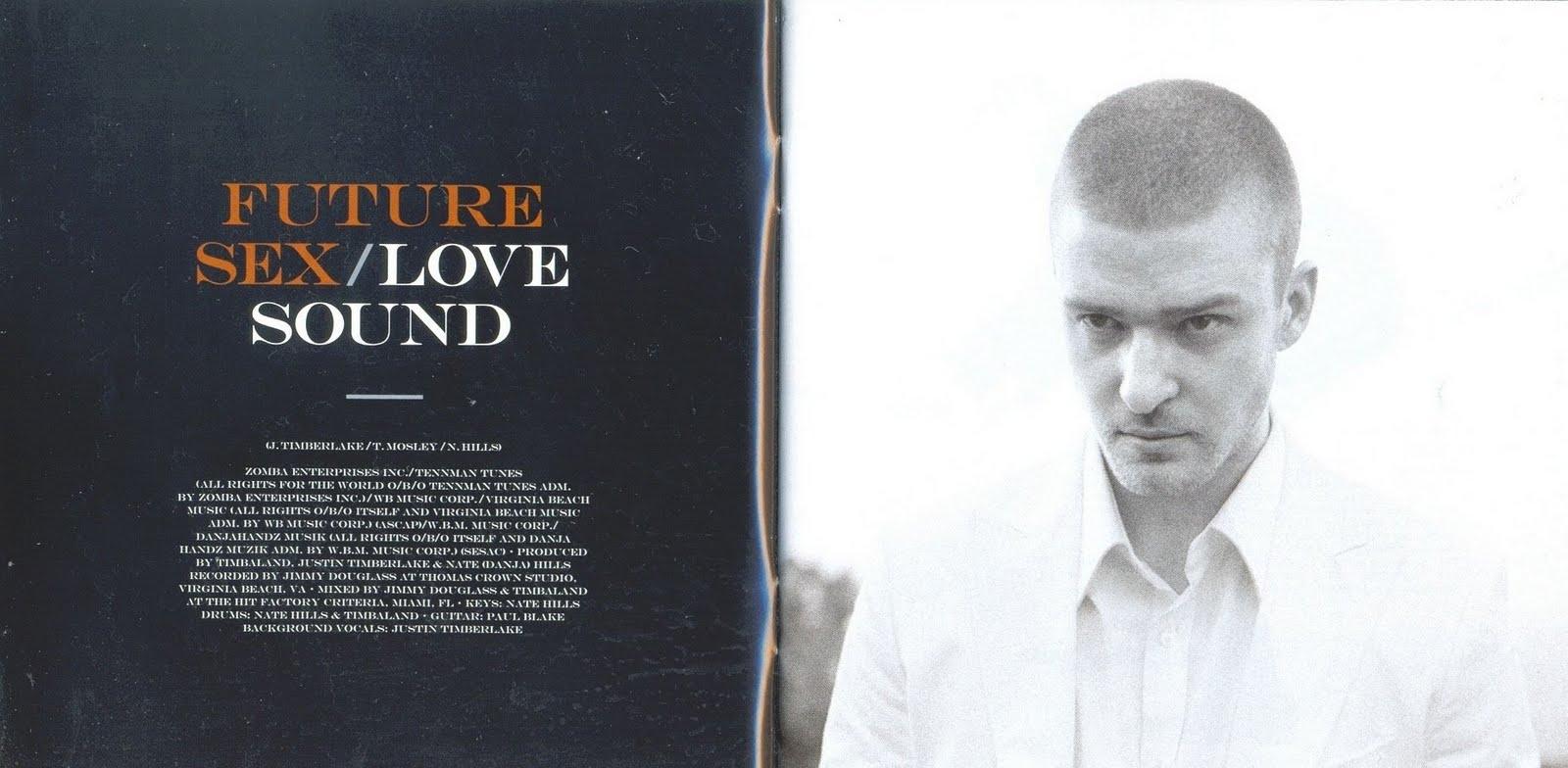 Justin timberlake futrure sex love sounds