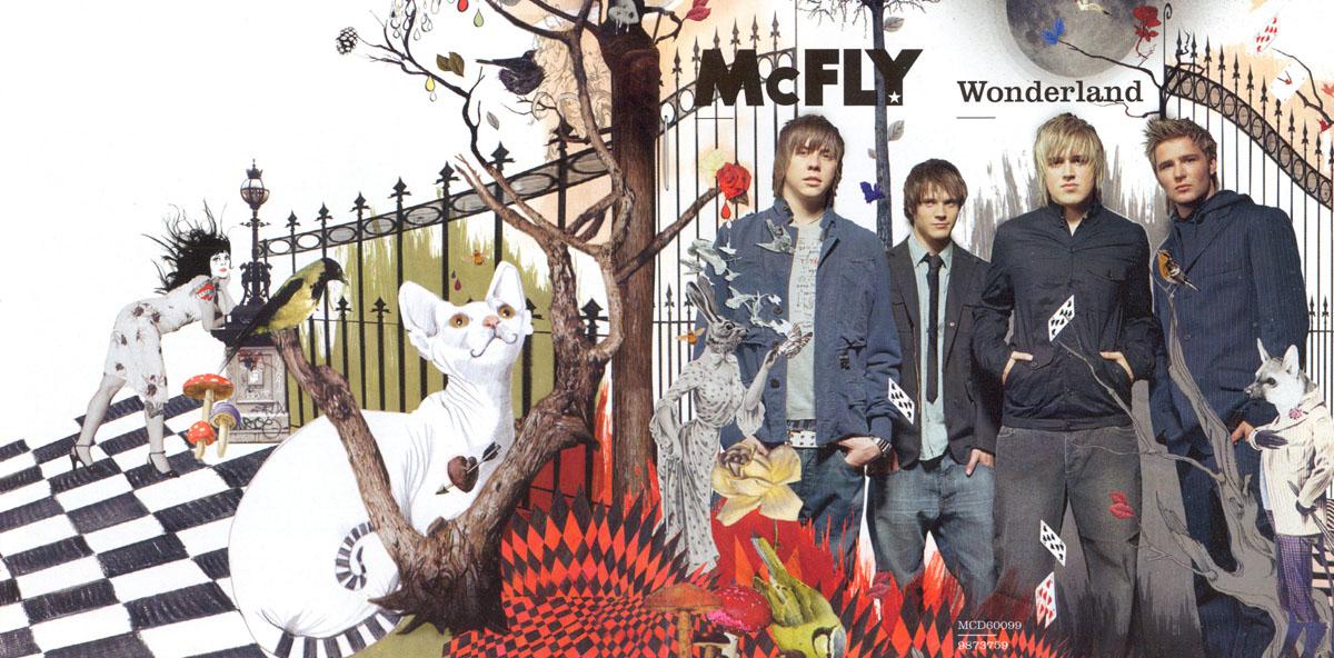 cd do mcfly wonderland