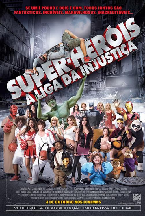 Baixar Torrent SuperHeróis A Liga da Injustiça Download Grátis