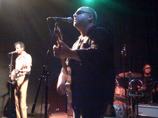Black Francis at the Uptown Nightclub, Oakland, California, in the early hours of July 10, 2008
