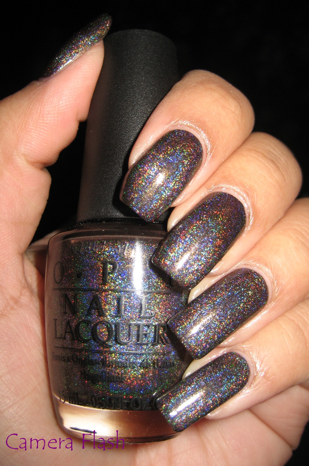 My Simple Little Pleasures: NOTD: Original OPI My Private Jet