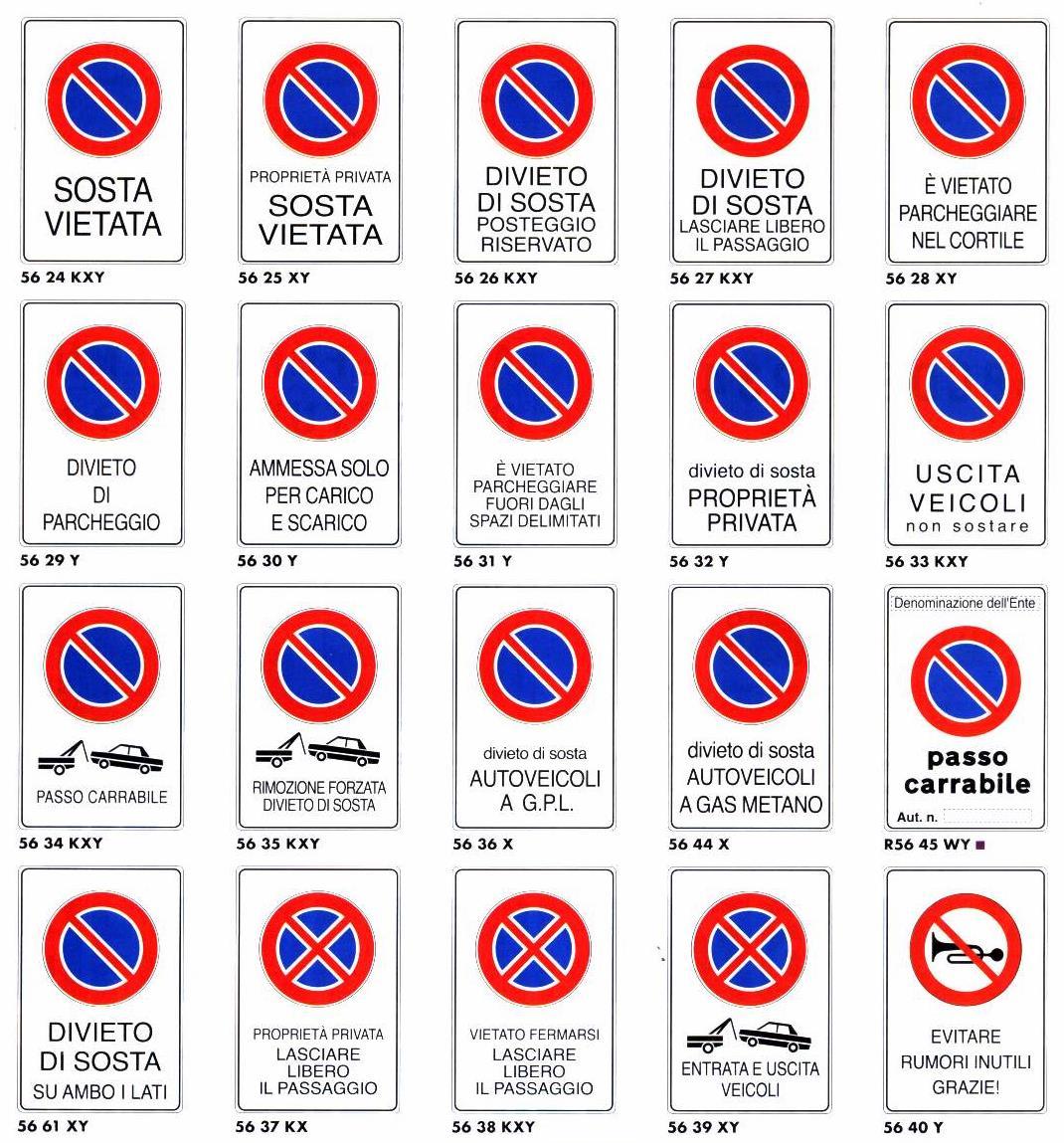 Antinfortunistica ROBERTI Blog: Segnaletica per CONDOMINI Divieto ...