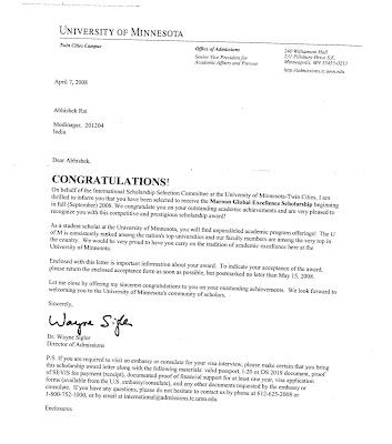 Umn Certification Letter] archive bright new ideas wins