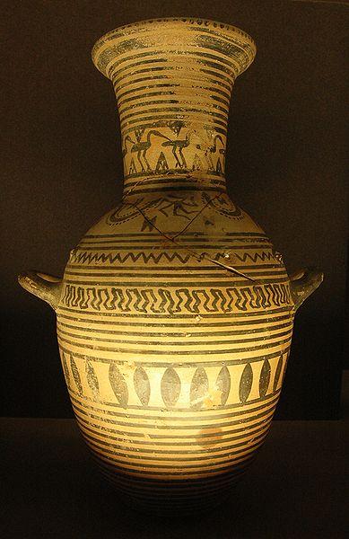 Stapleton Kearns Greek Pottery 1