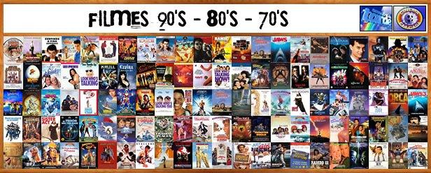 Filmes 90's - 80's - 70's