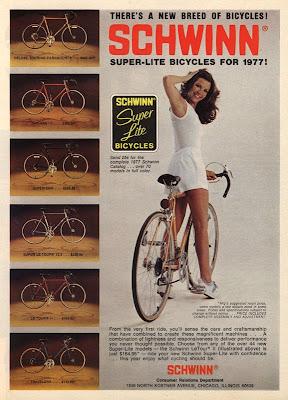 Bicycle Stories Old Schwinn Ads