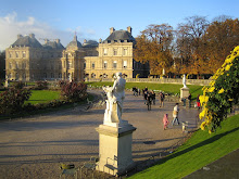 Luxembourg Gardens, late October