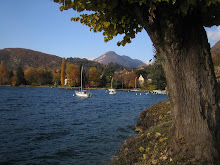 Talloires, Lake Annecy, November