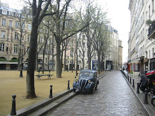 Place Dauphine in February