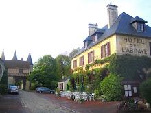 Hotel de l'Abbaye, Longpont