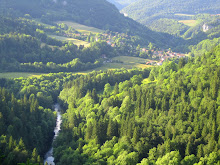Goumois (and Hotel Taillard), Doubs Valley