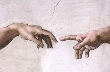 La Creación de Adan por Miguel Angel Buonarotti (Síntesis)