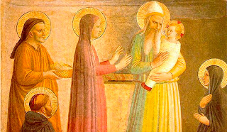 Image result for Feast of the Purification of the Blessed Virgin Mary