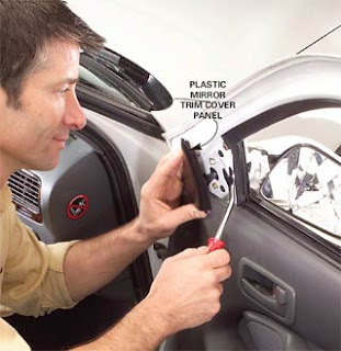 Drivers Edge Auto Repair on How Do I Remove And Replace The Side View Mirror On The Driver S Door
