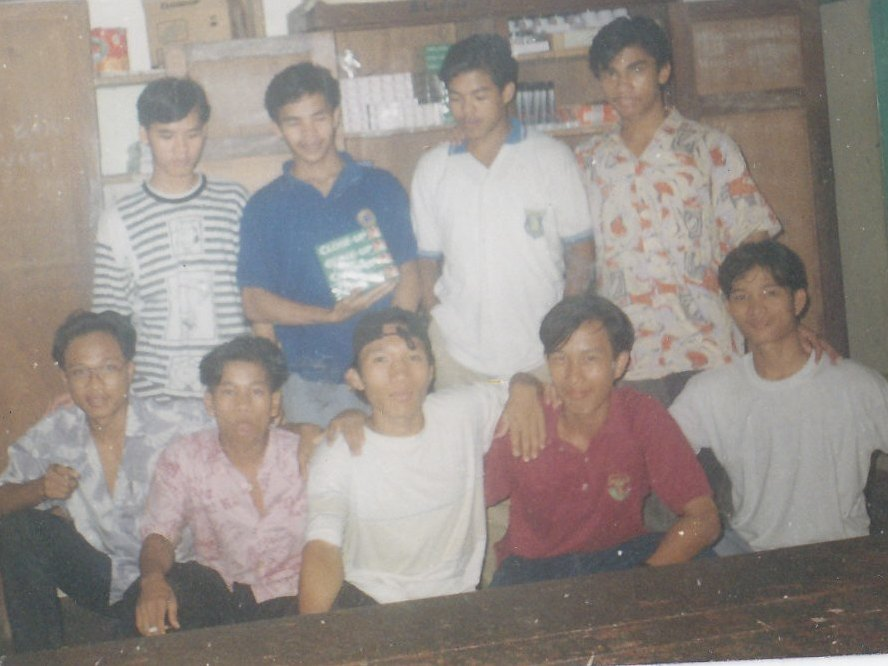 Rekam Jejak Probatorium 1993 - Koperasi