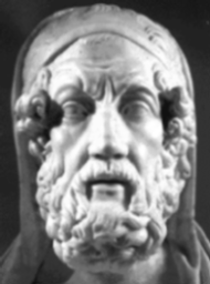 Homero (aprox. S. VIII a.C)