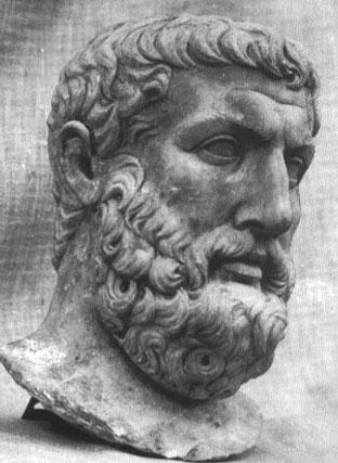 Parménides (510 a.C.- 450 a.C.)