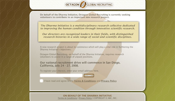 Octagon Global Recruiting Home Page