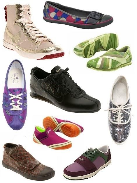 Nike Sneaker Heels Shoes