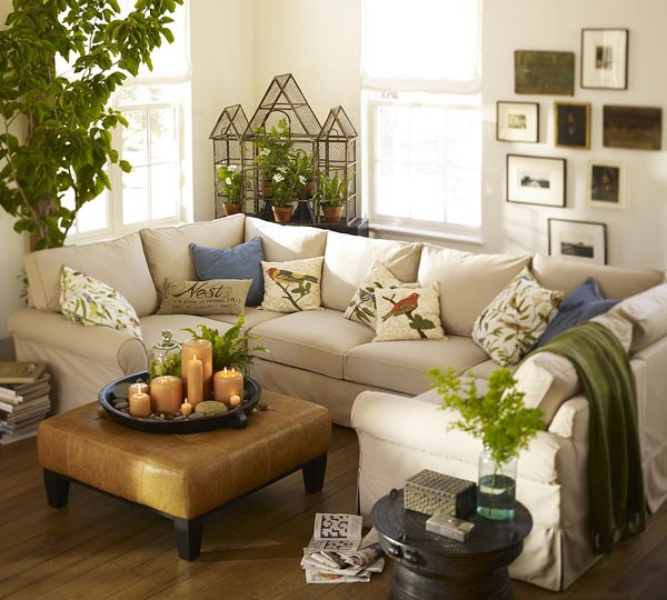 Beautiful Living Rooms: LIVING ROOMS