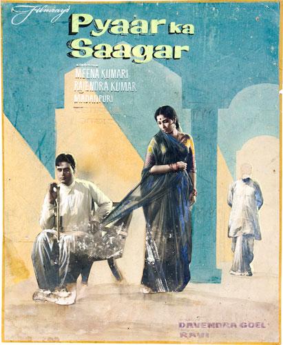 bollywooddeewana: Pyaar ka Saagar (1961)