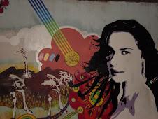 Un mural del cerro alegre