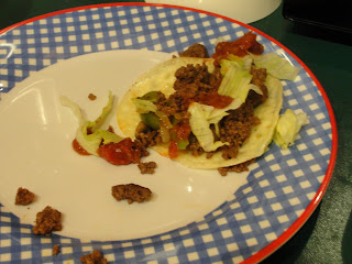 Live it. Love it (or not). Write about it.: Provolone Taco ...