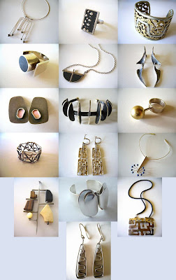 This Is A Small Sample Of The Mid Century Modern Jewelry Available At